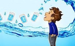 Nếu thấy 7 tín hiệu này xuất hiện trên cơ thể, việc đầu tiên bạn cần làm là uống ngay 1 cốc nước thật nhanh