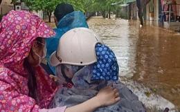 Những ngày sống giữa tâm lũ của sinh viên ngoại tỉnh tại Thừa Thiên Huế