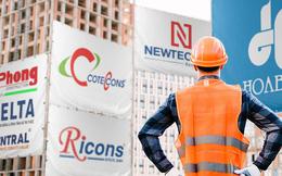 """Từ việc Coteccons """"đổi tướng"""", nhìn lại ngành xây dựng Việt Nam: Ricons nhanh chóng đứng Top 3, tạo thế chân vạc lợi nhuận cùng 2 anh cả Coteccons và Hoà Bình"""