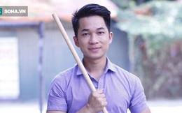 Chàng trai Nghệ An thi đại học 14 lần: Chủ 21 cửa hàng sáo trúc, mang ống hút tre sang trời Tây kiếm tiền tỷ