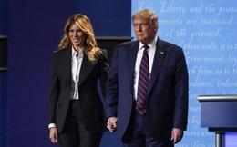 """Đệ nhất phu nhân Mỹ vẫn """"vắng bóng"""" sau khi ông Trump nối lại chiến dịch tranh cử"""
