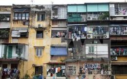 Hà Nội dừng quy hoạch khu chung cư cũ Giảng Võ