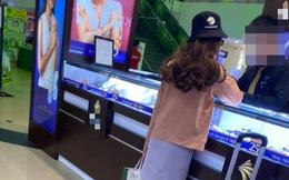 """""""Nữ quái"""" cướp ngân hàng ở TP.HCM bị bắt khi đang mua kim cương trong trung tâm thương mại"""