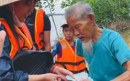 Thuỷ Tiên viết tâm thư giữa tâm lũ miền Trung: Đã kêu gọi được 30 tỷ, kể lại biến cố thuyền suýt lật nguy hiểm tính mạng