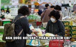 'Thảm họa' kim chi tại Hàn Quốc: Giá cải thảo tăng 60% khiến các gia đình phải 'bóp mồm bóp miệng'