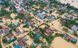 Đề xuất cấp 6.000 tấn gạo, 29 tỷ đồng hỗ trợ 4 tỉnh bị lũ lụt