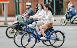 Trải nghiệm xe đạp công cộng cho thuê 10.000 đồng/giờ lần đầu lăn bánh trên đường phố Sài Gòn