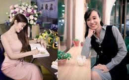 """Trò chuyện ngày 20/10: Những tiết lộ phía sau hai nữ tác giả trẻ của cuốn sách """"Rạng danh Tài trí Việt 5 châu"""""""