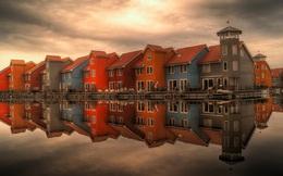 Người Hà Lan chống lũ: Hãy tìm cách sống chung với thiên tai