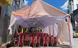 Công an tìm được người phụ nữ liên quan đến vụ 'bom' 150 mâm cỗ cưới