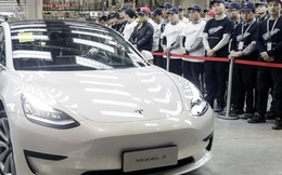 Tesla xuất khẩu ô tô sản xuất tại Trung Quốc sang châu Âu