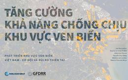 Khu vực ven biển Việt Nam ngày càng phải hứng chịu nhiều thiên tai