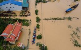 """""""Ông lớn"""" địa ốc Novaland ủng hộ 15 tỉ đồng cho miền Trung lũ lụt"""