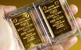 Giá vàng trong nước quay đầu giảm, vẫn đắt hơn giá vàng thế giới 3 triệu đồng/lượng