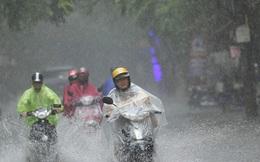 Không khí lạnh tăng cường, Hà Nội chuyển mưa lạnh