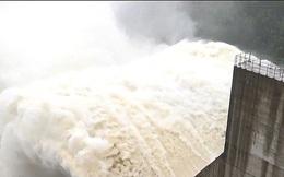 NÓNG: Thủy điện Đak Mi 4 xả lũ đến 11.400 m3/giây, Quảng Nam đối diện lũ lịch sử