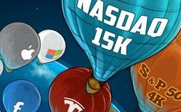 Bong bóng công nghệ: Nỗi lo trở lại mỗi khi thị trường sập