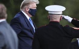 Tổng thống Trump nhập viện để điều trị Covid-19