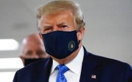 Mắc COVID-19, Tổng thống Trump điều hành đất nước từ trung tâm y tế quân sự