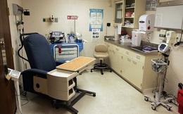 Cận cảnh nơi điều trị Covid-19 của TT Donald Trump tại bệnh viện quân y Walter Reed