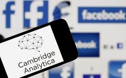 Facebook lại gặp rắc rối từ vụ bê bối dữ liệu Cambridge Analytica