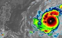 Siêu bão Goni mạnh cấp 17 đang tiến nhanh vào Biển Đông, tâm lại hướng đến vùng biển miền Trung