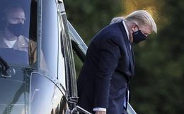 Bác sĩ tiết lộ tình trạng sức khỏe của ông Trump sau khi nhập viện