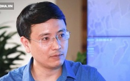 Bỏ Google, tiến sĩ khoa học về Việt Nam làm giải mã gen từ nước bọt