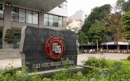 Trường Đại học Ngoại thương công bố điểm chuẩn năm 2020, ngành cao nhất lên tới 28,15 điểm