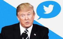 Viết 40 tweet trong 2 giờ, ông Trump khuấy đảo thị trường tài chính toàn cầu