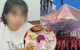 """Diễn biến mới nhất vụ cô dâu Điện Biên """"bom"""" 150 mâm cỗ cưới: Chủ nhà hàng đã tìm đến tận nhà gặp gia đình cô dâu và người nhận 156kg gà"""