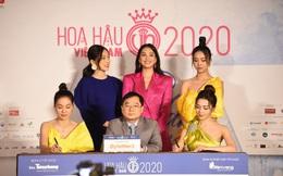 Họp báo Bán kết Hoa hậu Việt Nam 2020: Dàn mỹ nhân đọ sắc và công bố một điều hoàn toàn mới trong cách thức bình chọn năm nay
