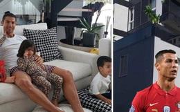 Kẻ trộm đột nhập dinh thự trị giá 210 tỷ của Ronaldo, bất ngờ với vật dụng bị lấy đi