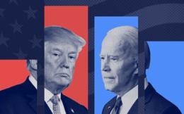 [Infographic] Đọ độ nổi tiếng của hai ứng viên tổng thống Donald Trump và Joe Biden trên mạng Internet