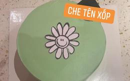 """Dở khóc dở cười chuyện nhân viên tiệm bánh """"lệch sóng"""" với yêu cầu khách hàng: Nhận bánh sinh nhật mà tức!"""