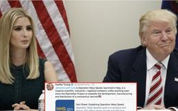 """""""Nữ thần"""" Ivanka Trump bất ngờ lên tiếng sau nhiều ngày giữ im lặng về thất bại của cha mình nhưng nội dung trái ngược mọi dự đoán"""