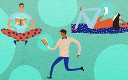 Sách hay chính là thầy tốt: 4 cuốn sách giúp bạn thăng hạng, phát triển tối đa điểm mạnh của bản thân