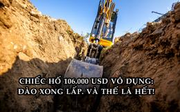 Chiêu trò PR khó hiểu nhất mọi thời đại: Kêu gọi tiền để đào và lấp 1 cái hố vô dụng, càng nhiều tiền hố càng sâu!