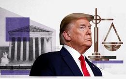 Cuộc chiến pháp lý: Liệu ông Trump còn cơ hội nào để thắng?