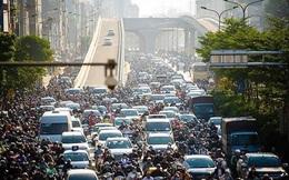Đường trên cao thông nhưng tắc ở 2 đầu: Hà Nội họp khẩn tìm cách tháo gỡ
