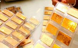Giá vàng trong nước đang đắt hơn gần 4 triệu đồng/lượng so với vàng thế giới