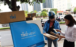 Doanh số Tiki tăng 50% dịp sales 11/11