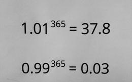 Một mẹo đơn giản để phát triển bất cứ điều gì gấp 38 lần