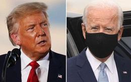 Bầu cử Mỹ: Thêm 2 bang cập nhật kiểm phiếu, hồi kết rõ ràng hơn cho Trump-Biden