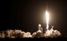 Sứ mệnh lịch sử đưa phi hành gia lên trạm không gian của SpaceX bắt đầu