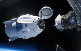 Sau chuyến hành trình dài 27 giờ, tàu Dragon của SpaceX đã ráp thành công với Trạm Vũ trụ Quốc tế ISS