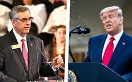 """Quan chức Georgia bất ngờ """"tố"""" TNS Cộng hòa yêu cầu ông loại bớt phiếu bầu bất lợi đối với TT Trump"""
