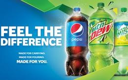 Tại sao sau 30 năm, PepsiCo quyết định thay đổi thiết kế của những chai nước giải khát 2 lít?
