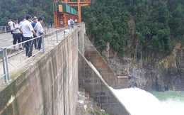 Tích nước trái phép, thủy điện Thượng Nhật bị xử phạt 130 triệu đồng