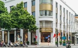 HOT: Louis Vuitton và Christian Dior mở cửa hàng flagship tại Hà Nội